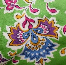 Linens Bed Dust Ruffle Bed Skirt Twin Ralph Lauren Floral Green Hampton Beach