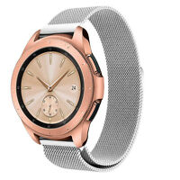 Milanese Magnetic Loop Stainless Steel Watch Band For Samsung Galaxy Watch 42mm