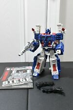 Transformers Siege Ultra Magnus Complete Leader Class War for Cybertron WFC