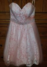 HOMECOMING/PAGEANT/SWEET 16/PROM  'HANNAH S' FORMAL DRESS SIZE 0
