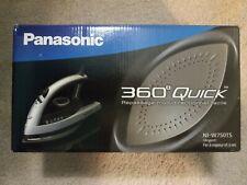 Panasonic Niw750Ts 1500-Watt 360° Quick Steam Iron - New