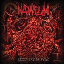 "Navalm ""Recovery Of Sync"" CD [UKRAINE DEATH METAL, like Immolation]"