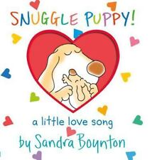 Snuggle Puppy (Boynton on Board) by Sandra Boynton, Good Book