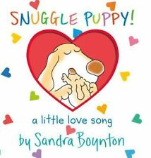Snuggle Puppy (Boynton on Board), Sandra Boynton, Good Book