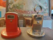 Vintage Occupied Japan 1940's Gas Pump Lighter No Reserve