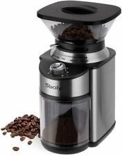 Sboly Automatic Conical Burr Coffee Grinder SYCG-801 NEW OPEN BOX