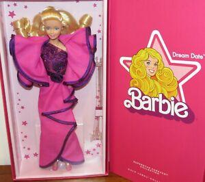 Dream Date Superstar Forever Barbie 2015 Gold Label 6,600 NRFB #CHT05 Repro