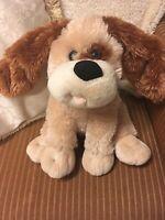 "Department 56 Electronic Puppy Dog 12"" Plush Soft Toy Stuffed Animal"