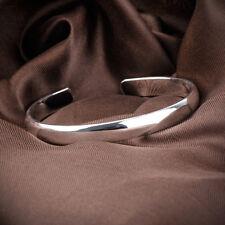 Fashion Silver Elegant Women's Open Bangle Bracelet Wristband Cuff Jewelry Gift