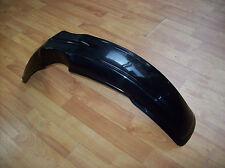 Parafango anteriore universale moto enduro cross nero