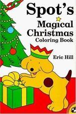 Spot's Magical Christmas Coloring Book