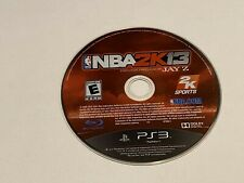 NBA 2K13 - PS3 DISC ONLY!