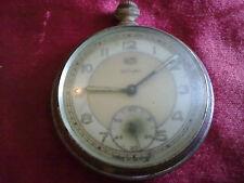 Reloj de bolsillo UMF, Ruhla, Saturno -