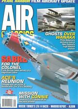 Air Classic Sep 2000 V36 N9 Sabre Tuskegee Lee Archer P-51C Mustang C-121C