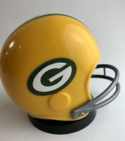 Pro Sports Marketing Inc. Green Bay Packers NFL Helmet Bank, 1976. RARE  🏈