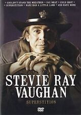 Stevie Ray Vaughan - Superstition 1985, New DVDs