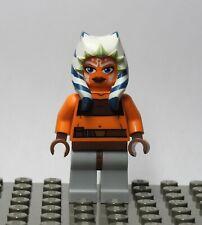 LEGO STAR WARS MINIFIGURE AHSOKA TANO 7675 8098 7698 Jedi Padawan T8