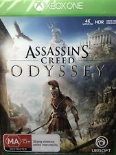 Assassins Creed Odyssey Standard Edition XBOX ONE Brand New & Sealed AUS