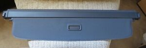 OEM Volvo XC60 Luggage Compartment Cargo Area Retractable Cover gray / charcoal