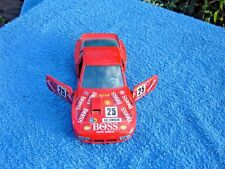 Burago 1:24 1983 Classic Porsche 924 Turbo GR.2 Racing Replica Model Race Drift
