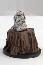 Just a Rabbit on a Stump - RPG Gaming miniature for D&D Warhammer or horror