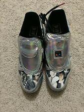Star Wars Adidas shoes Originals Micropacer DS Metallic Silver Black US12 NO BOX