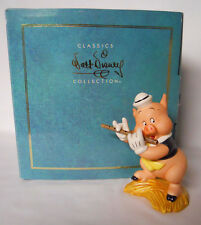 1993 Walt Disney Classics Collection Three Little Pigs-I Toot My Flute