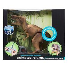 Animated T-Rex Remote control dinosaur black series tyrannosaurus RC