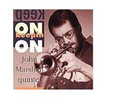 John Marshall  Keep on Keepin' on TARDO HAMMER JESSE DAVIS LEROY WILLIAMS GOLDSB