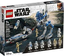 LEGO Star Wars 501st Legion Clone Troopers Battle Pack 75280 NEW & Sealed