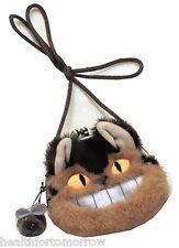 Studio Ghibli My Neighbor Totoro Cat Bus Plush Coin Purse