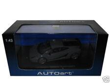 Lamborghini Gallardo Superleggera Grey 1/43 Diecast Model Car By Autoart 54613