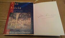 Fins de Siecle How Centuries End 1400-2000 SIGNED? Daniel Snowman Hardback Book