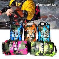 US Waterproof Bag Camping Large Backpack Sack for Canoe Floating Boating Bag