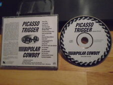 RARE ADVANCE PROMO Picasso Trigger CD Bipolar Cowboy nine fingered thug ROCK '95