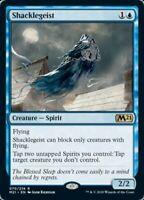 MTG x1 Shacklegeist Core Set 2021 RARE NM/M Magic the Gathering