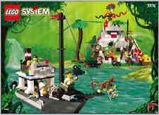 Lego Adventurer Jungle 5976 River Expedition NEW Sealed