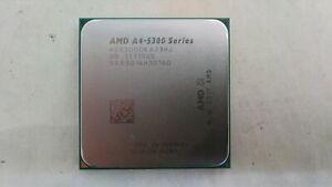 AMD A-Series A4-5300 3.4GHz Socket FM2 Desktop CPU AD53000KA23HJ