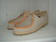 PARABOOT Michael Toile Chaussures P.42 NEUVES