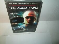 VIOLENT KIND rare dvd Psychotic Marine War Vet JOHN SAVAGE Hamish Linklater