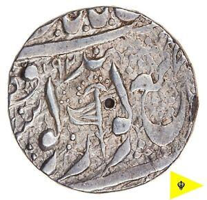 India Sikh Dulip Singh AR Rupee Nishan Sahib Amritsar VS1902(1845) H-01.12.04