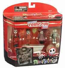 NYCC 2015 Exclusive Nightmare Before Christmas Minimates Deluxe Box Set