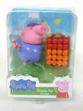 PEPPA PIG Grandpa Pig's Garden Figure Set *NEW*