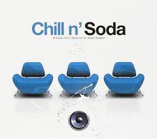 CHILL N'SODA  (ADÄ, BELLESTAR, MECCA, SUPER 8, ...) CD NEU