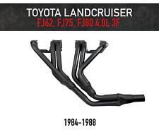 Headers / Extractors for Toyota Landcruiser FJ62, FJ75 & FJ80 - 3F 4.0L Motor