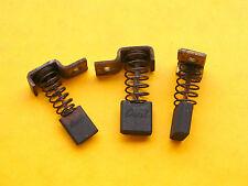 Simca 5,charbon balai dynamo, 2 x 17672 + 17673 F90 DUCELLIER , lot de 3 pièces