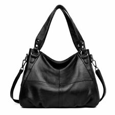 Women's Genuine Leather Handbag Large Shoulder Bag Casual Fashion Tote