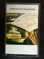 THE MOTORS - APPROVED BY THE MOTORS    CASSETTE  EX+(insert)/EX+(tape)