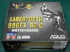 AMD FX-6200 SIX CORE CPU ASUS 990FX 8GB DDR3 MEMORY RAM BAREBONES COMPUTER PC