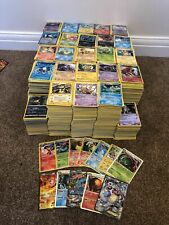 Pokemon Cards Bundle RANDOM HOLO GUARANTEED - Mixed Lot Various Sizes Available